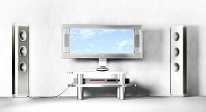 Custom Home Electronics