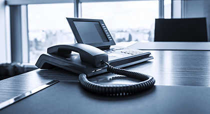 Telephone Systems and Voicemail
